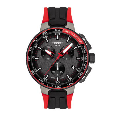 RELOJ TISSOT T1114173744101 T-RACE CYCLING VUELTA COLLECTION