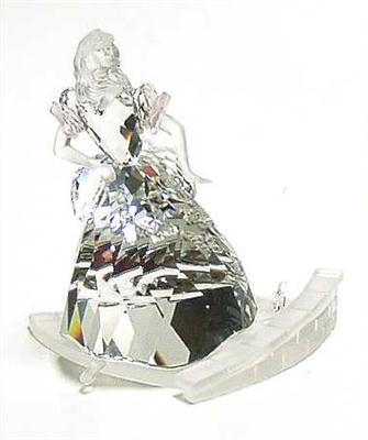 Figuras De Cristal Figura Swarovski 255108 Cenicienta