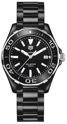 RELOJ TAG HEUER WAY1390.BH0716 AQUARACER CEREMIC 35 MM MUJER