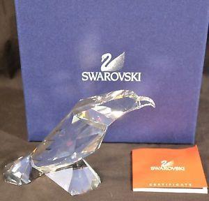 Figuras de cristal swarovski 624599 el guila crystal - Figuras de cristal swarovski ...