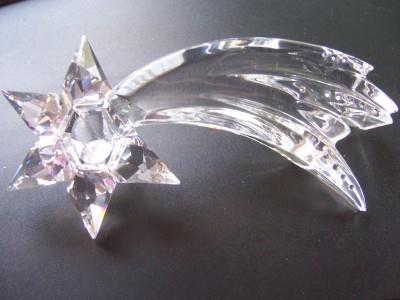 Figuras de cristal figura swarovski 236 716 candelabro - Figuras de cristal swarovski ...