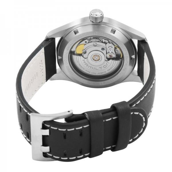 Reloj De Khaki 38mm Field Auto Acero Relojes Hamilton H70455863 CxtsdBhQr