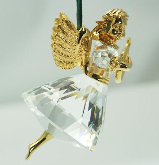 Figuras de cristal swarovski 9443980001 angel 1998 - Figuras de cristal swarovski ...