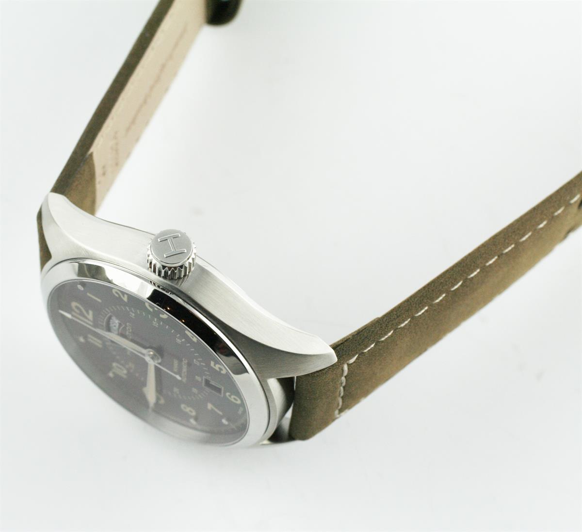 Relojes De Acero Reloj Hamilton H70505833 Khaki Field