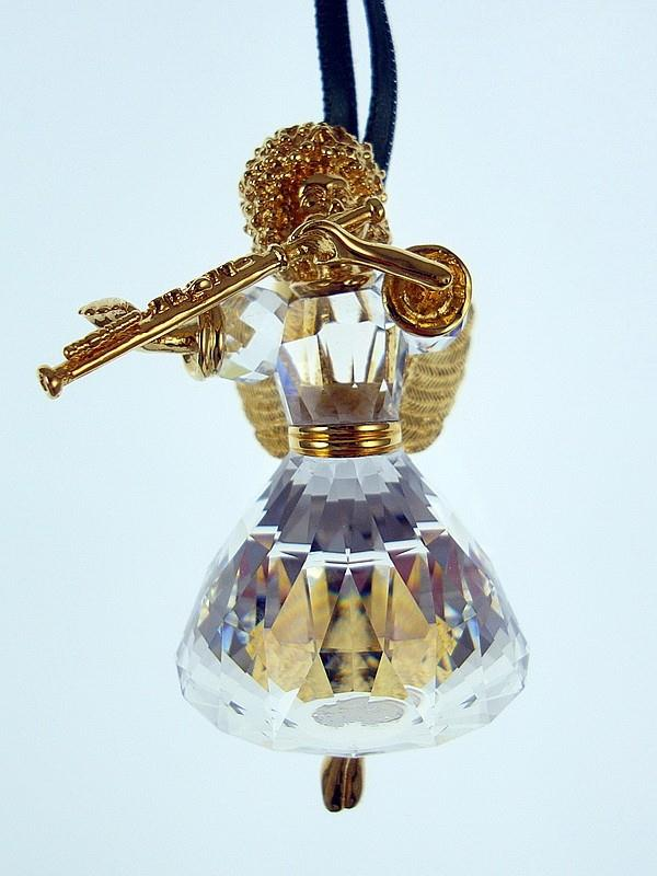 Figuras de cristal figura swarovski 235896 angel edicion - Figuras de cristal swarovski ...