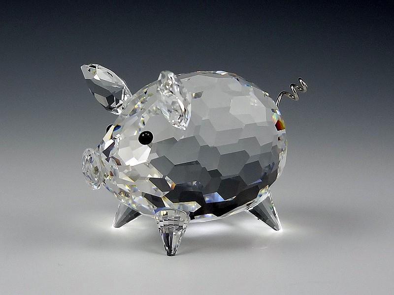 Figuras de cristal figura swarovski 010031 serdo mediano - Figuras de cristal swarovski ...