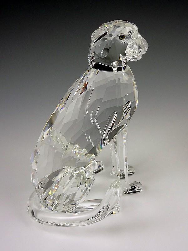 Figuras de cristal figura swarovski 183225 guepardo - Figuras de cristal swarovski ...