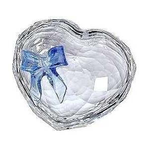 Figuras de cristal figura swaroski 219966 joyero corazon - Figuras de cristal swarovski ...
