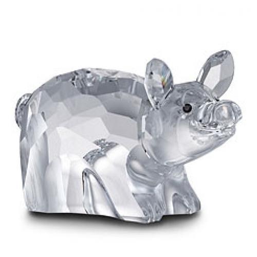 Figuras de cristal figura swarovski 289914 cerdo zodiaco - Figuras de cristal swarovski ...
