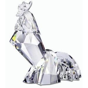 Figuras de cristal figura swaroski 659246 el gallo - Figuras de cristal swarovski ...