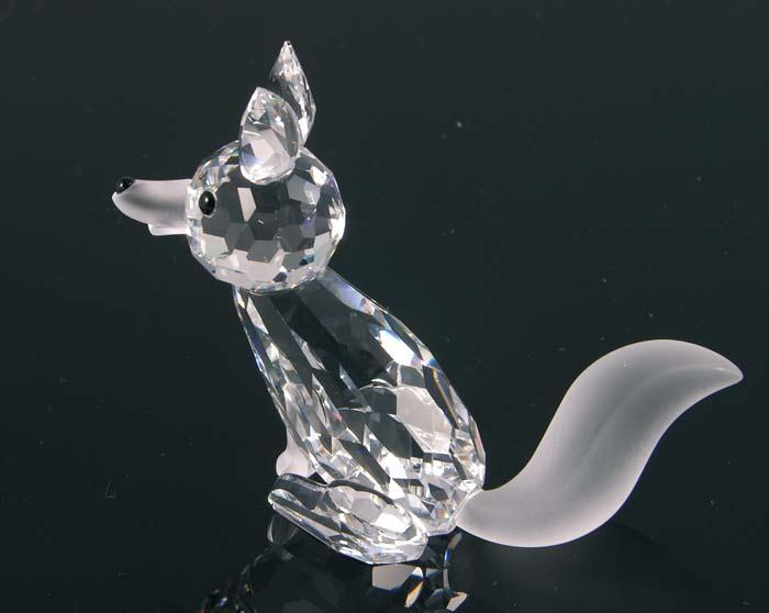 Figuras de cristal figura swarovski 7624070000 silver - Figuras de cristal swarovski ...