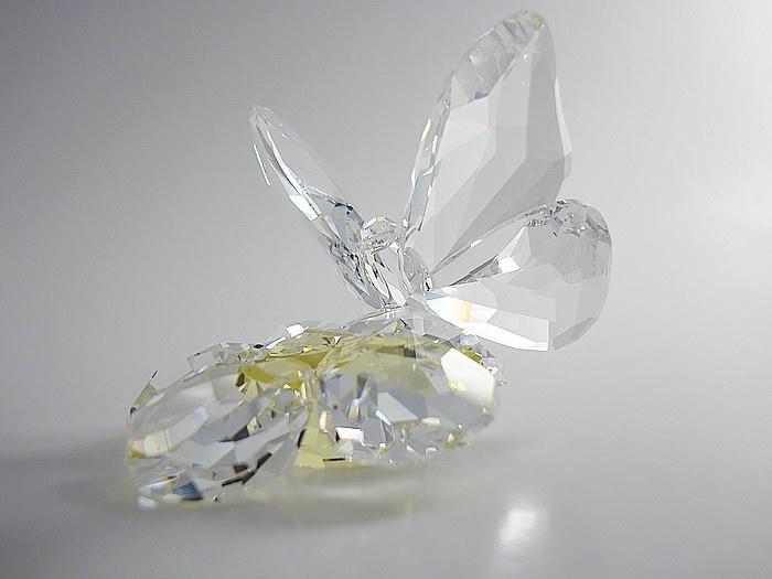 Figuras de cristal figura swarovski 840190 mariposa - Figuras de cristal swarovski ...